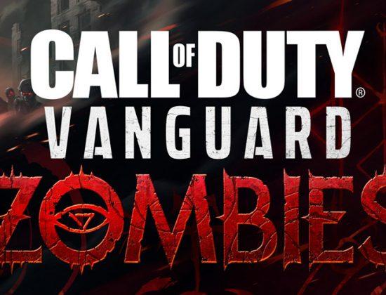 Call of Duty Vanguard Zombies logo