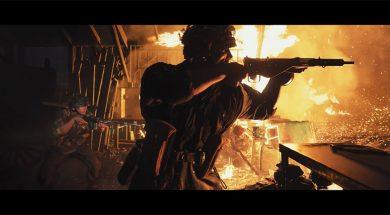 Call of Duty Vanguard fotografos de guerra