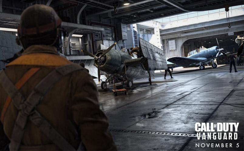 Conoce más sobre el modo campaña de Call of Duty: Vanguard
