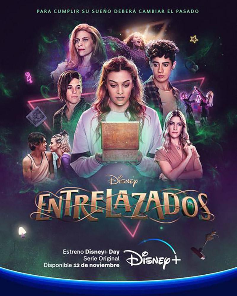 Disney Entrelazados poster