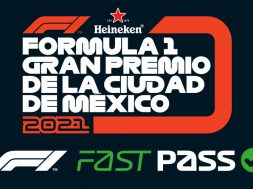 F1 Fast Pass 2021 GP Mexico