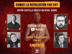 Far Cry 6 stream lanzamiento
