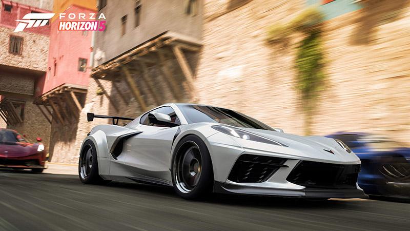 Forza Horizon 5 logros Xbox