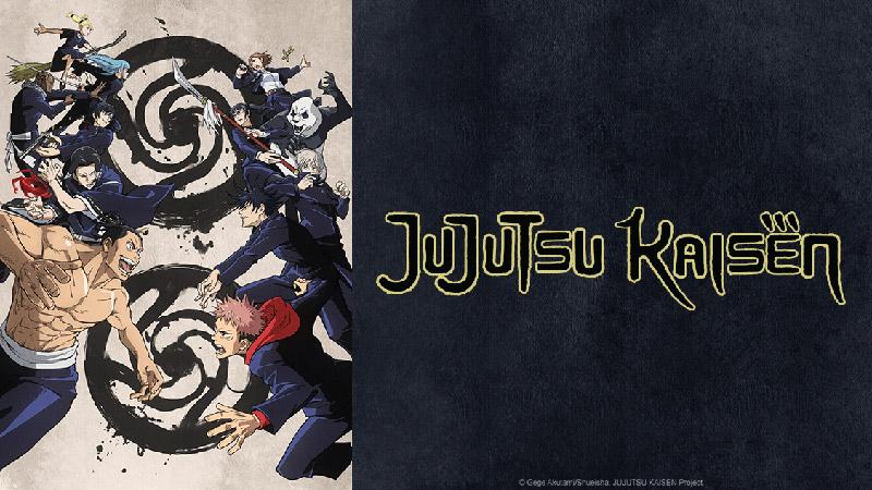 Funimation JUJUTSU KAISEN