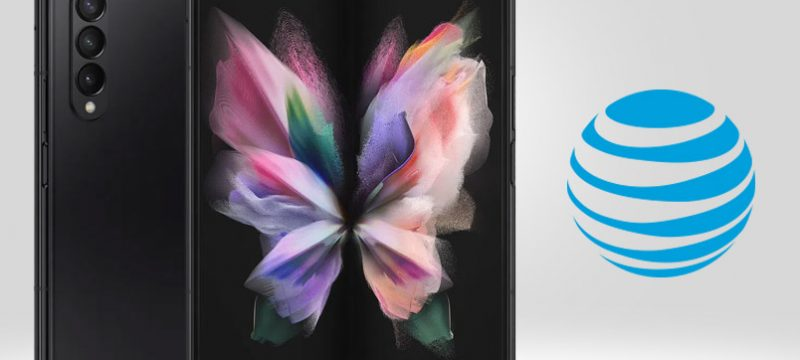 Galaxy Z Fold3 ATT Mexico