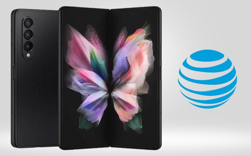 Llega a México el nuevo Galaxy Z Fold3 en AT&T Ármalo 11GB