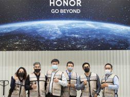 Honor Mexico Centro de distribucion