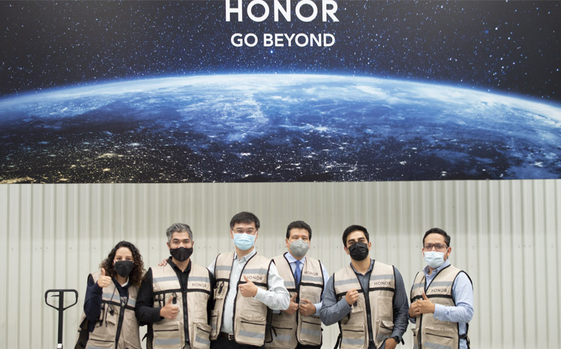HONOR abre su primer centro de distribución en México