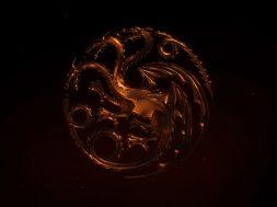 House Of The Dragon logotipo