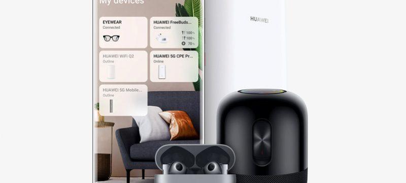 Huawei AI Life dispositivos