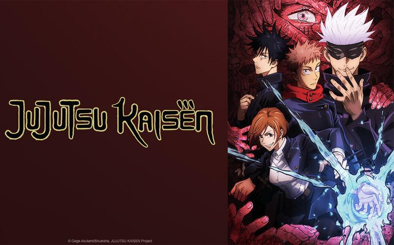 Los 24 episodios de JUJUTSU KAISEN disponibles en Funimation
