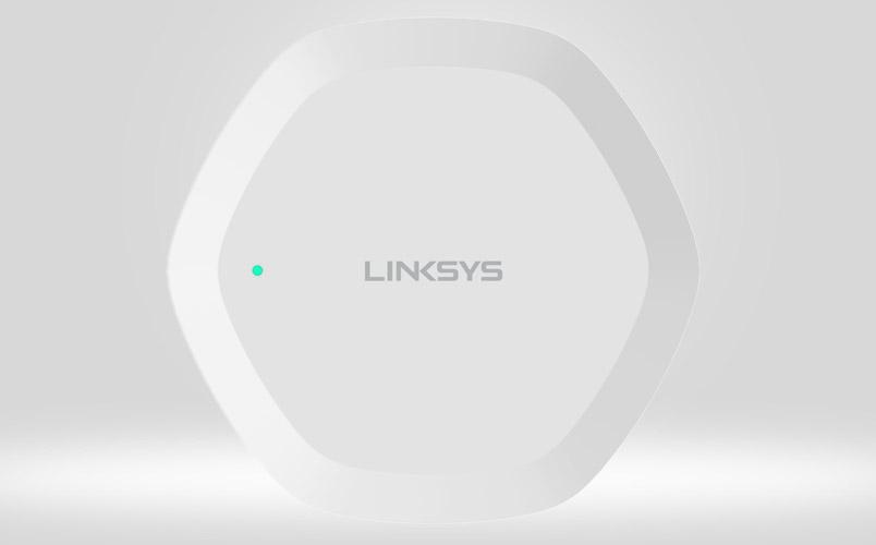 Linksys AC1300C con Linksys Cloud Manager para tu negocio