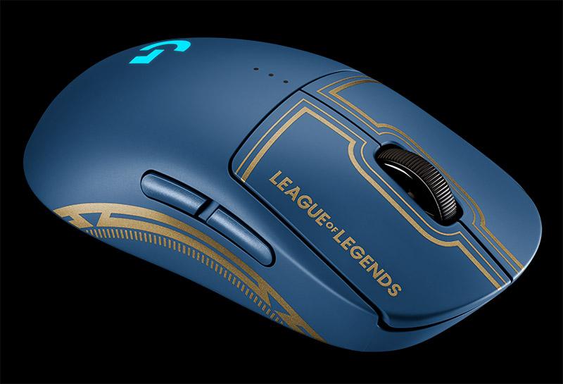 Logitech G PRO Wireless Gaming Mouse LOL