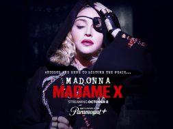 Madame X Madonna Paramount streaming