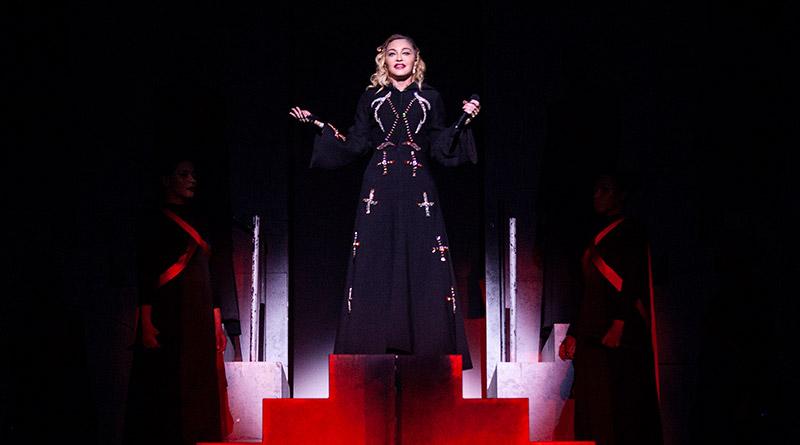 Madame X Madonna Paramount streaming 8 octubre