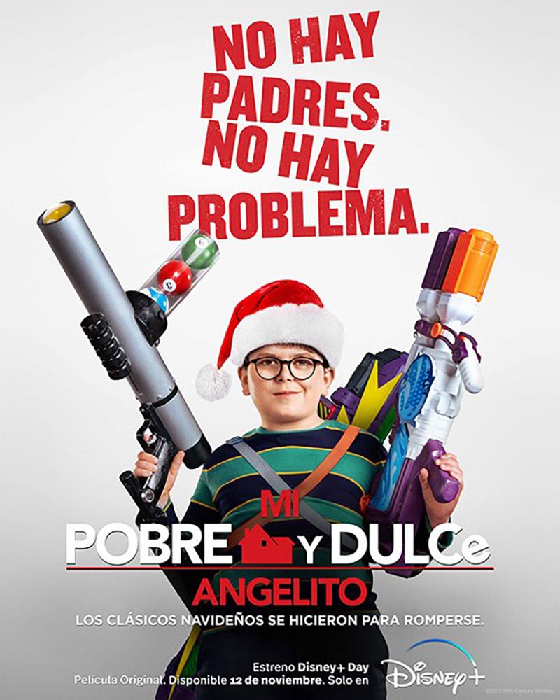 Mi Pobre y Dulce Angelito poster