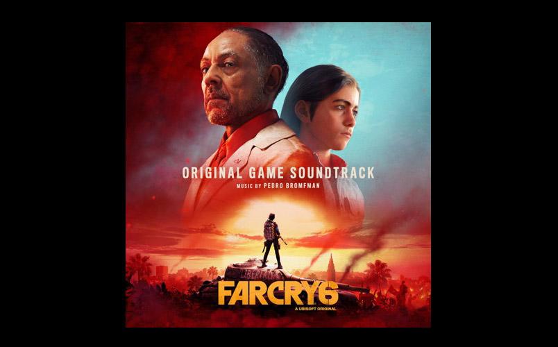 Disfruta de la música de Yara y Far Cry 6 en plataformas digitales