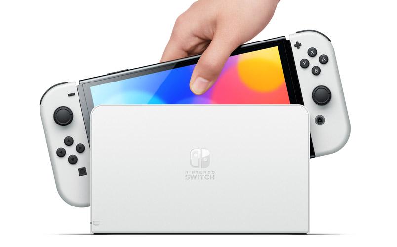 Precio en México del nuevo Nintendo Switch con pantalla OLED