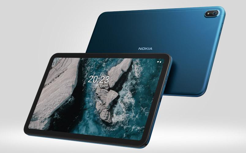 Nokia regresa a las tablets con su nueva Nokia T20 de la Serie T