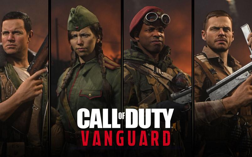 Ellos son los operadores y villano de Call of Duty: Vanguard