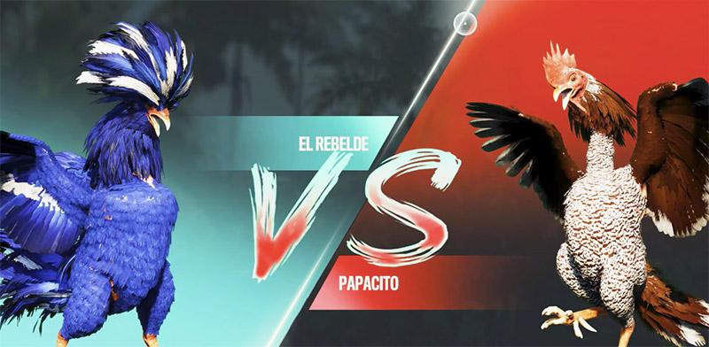 PETA Latino vs Far Cry 6 Peleas de Gallos