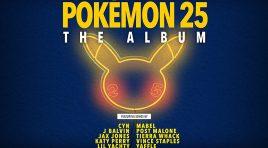 Disfruta de Pokémon 25: El álbum en tu smartphone o computadora