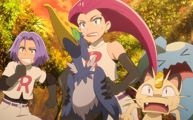 Ya puedes ver Pokémon Los secretos de la selva en Netflix