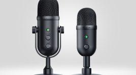 Los nuevos micrófonos RAZER Seiren V2 Pro y Seiren V2 X