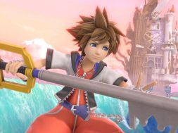Sora Kingdom Hearts Super Smash Bros Ultimate