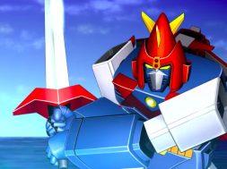 Super Robot Wars 30 DLC 1 mekas