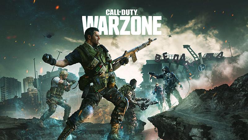 Temporada Seis Warzone