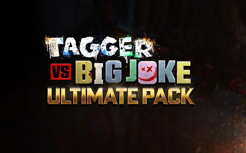The Tagger vs. Big Joke Ultimate Pack Warzone