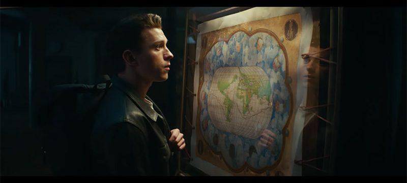 Uncharted Fuera del Mapa
