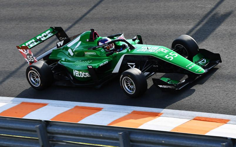 La W Series no estará en el Gran Premio de México 2021