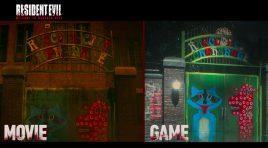 Referencias de Welcome To Raccoon City con el videojuego