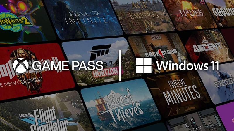 Windows 11 Game Pass Ultimate